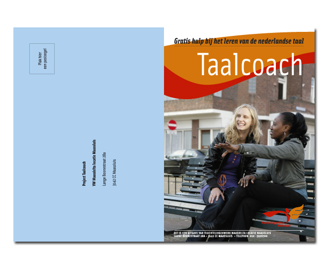 Folder taalcoach
